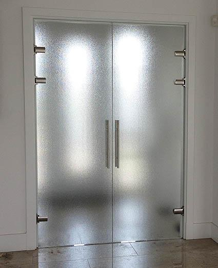 Glazen binnendeuren onze specialiteit! - DullCon | Meesters in glas