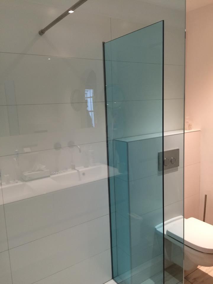badkamer douchewand glas ~ het beste van huis ontwerp inspiratie, Badkamer