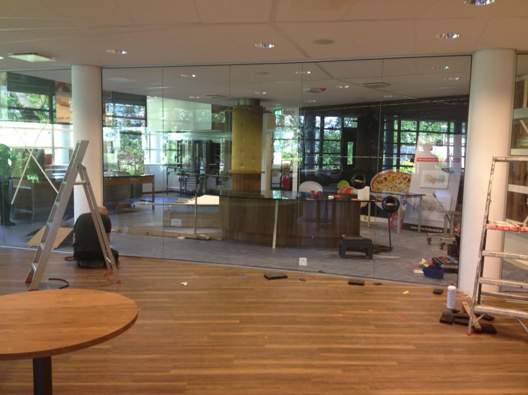 Glazen Scheidingswand Woonkamer : Glazen scheidingswand woonkamer ...