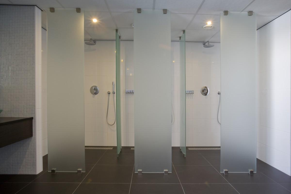 badkamer - dullcon | meesters in glas, Badkamer